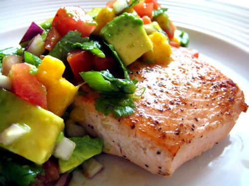 a dinner food 19 You know youre hungry: Dinner ideas (40 photos)