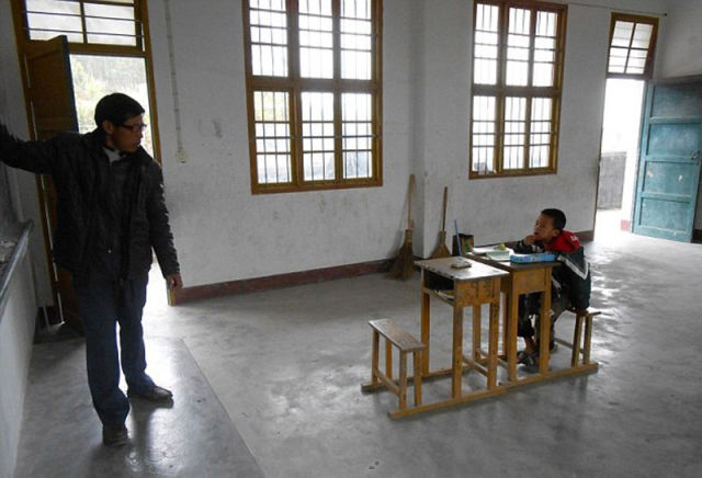 The School for One…