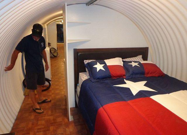 Underground Survival Bunker