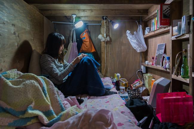 camere minuscule de locuit