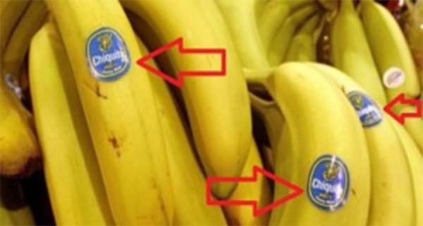 ce semnifica codul de pe etichetele de banane