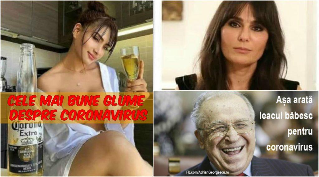cele mai bune glume despre coronavirus